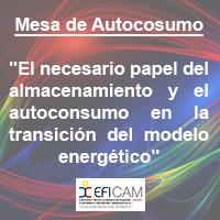 Mesa autoconsumo EFICAM
