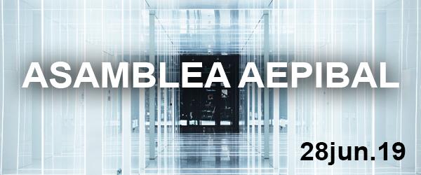 Asamblea AEPIBAL 2019