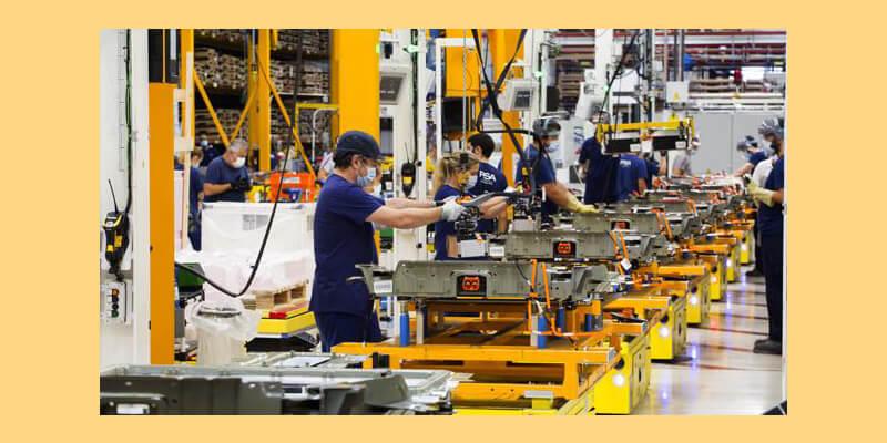 España se queda en la línea de salida en la carrera industrial de las baterías eléctricas