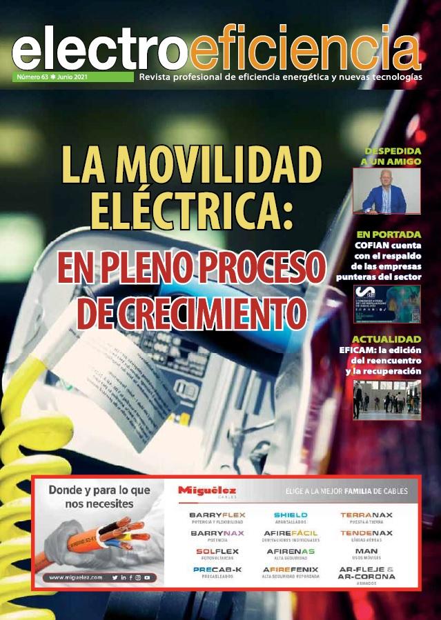 Movilidad eléctrica en pleno crecimiento